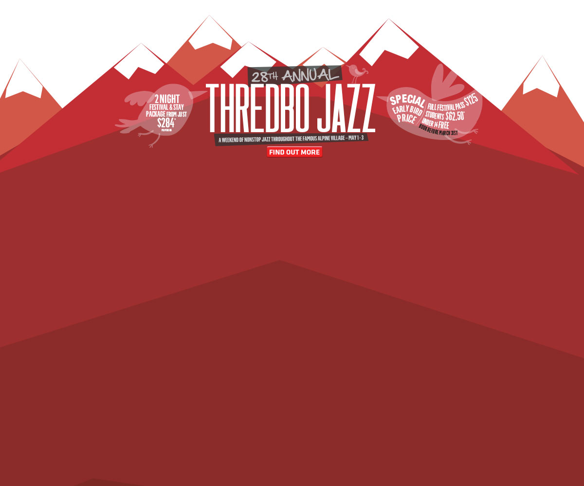 2015 Thredbo Jazz Festival