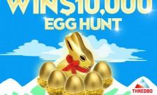 $10000 Golden Easter Egg Hunt