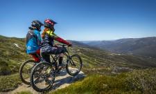 Mountain biking reaches new heights