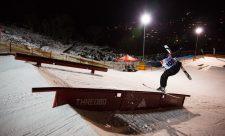 Thredbo Snow Series - Night Rail's