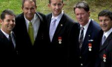 5 Thredbo Ski Patrol Members Receive Bravery Award