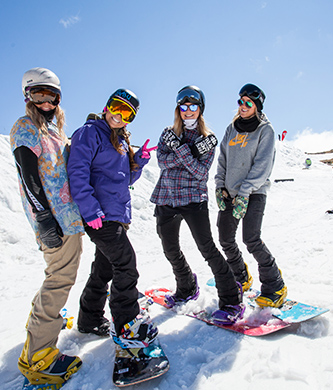 Friends Stay & Ski Package (Lodges & Hotels)